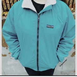 Patagonia Vintage Jacket Windbreaker Womens 11/12